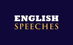 english-speeches